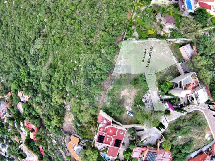 Foto de terreno habitacional en venta en  03, ojo de agua, san miguel de allende, guanajuato, 1413955 No. 04