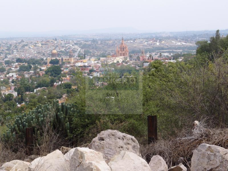 Foto de terreno habitacional en venta en  03, ojo de agua, san miguel de allende, guanajuato, 1413955 No. 06