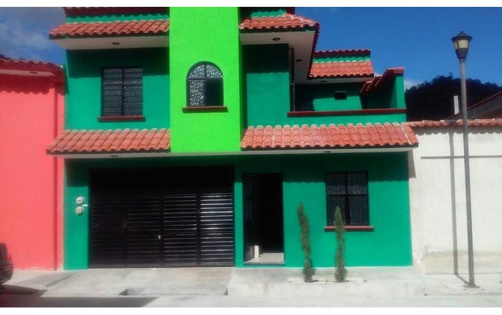 Foto de casa en venta en  , ojo de agua, san crist?bal de las casas, chiapas, 1463441 No. 01