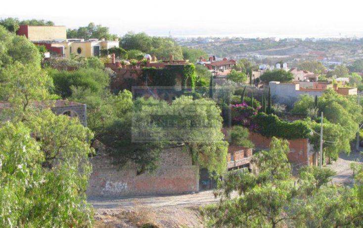 Foto de terreno habitacional en venta en ojo de agua, san miguel de allende centro, san miguel de allende, guanajuato, 636013 no 03