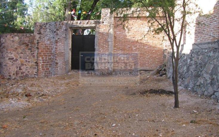 Foto de terreno habitacional en venta en  , san miguel de allende centro, san miguel de allende, guanajuato, 636013 No. 07