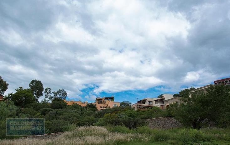 Foto de terreno habitacional en venta en  , ojo de agua, san miguel de allende, guanajuato, 1893926 No. 01