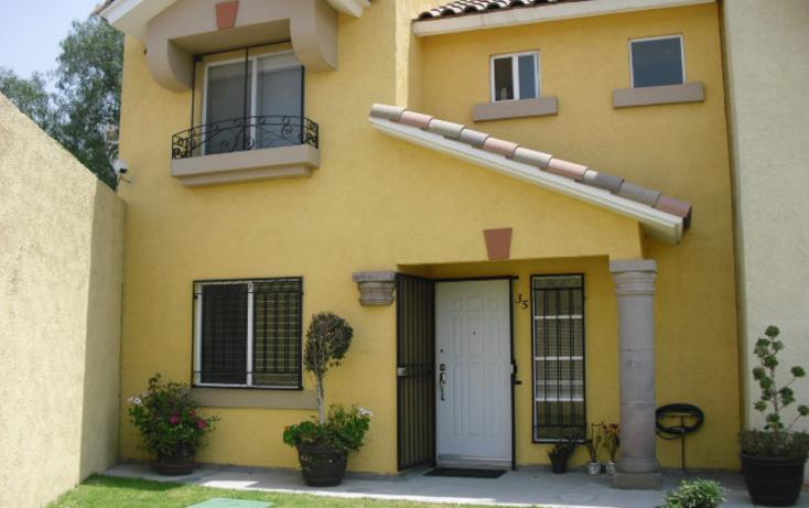 Foto de casa en venta en  , ojo de agua, tecámac, méxico, 1804172 No. 01