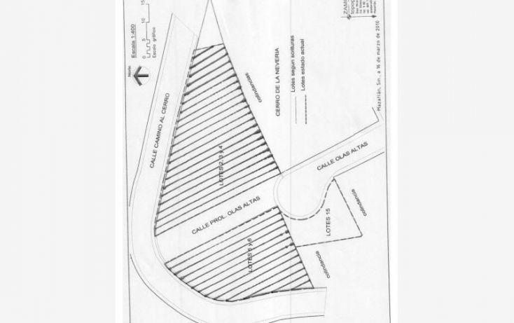 Foto de terreno habitacional en venta en olas altas 1, cerro del vigía, mazatlán, sinaloa, 1592816 no 07