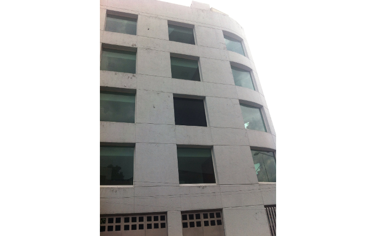 Foto de edificio en renta en  , olímpica, coyoacán, distrito federal, 1376515 No. 01