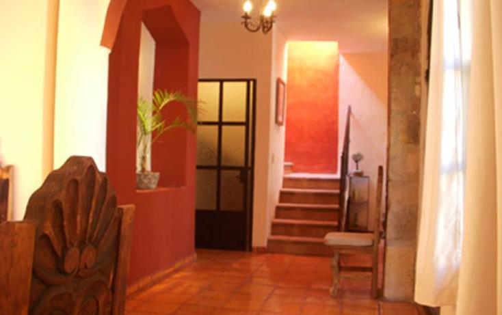Foto de casa en venta en olimpo 1, olimpo, san miguel de allende, guanajuato, 685493 No. 07