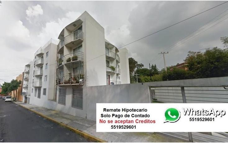 Foto de departamento en venta en olivar 29, alfonso xiii, álvaro obregón, distrito federal, 3333155 No. 01