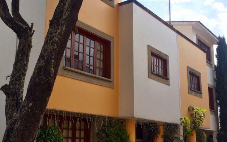 Foto de casa en condominio en venta en, olivar de los padres, álvaro obregón, df, 1518947 no 12
