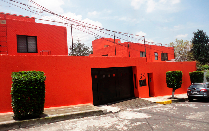 Foto de casa en venta en  , olivar de los padres, álvaro obregón, distrito federal, 1303103 No. 01