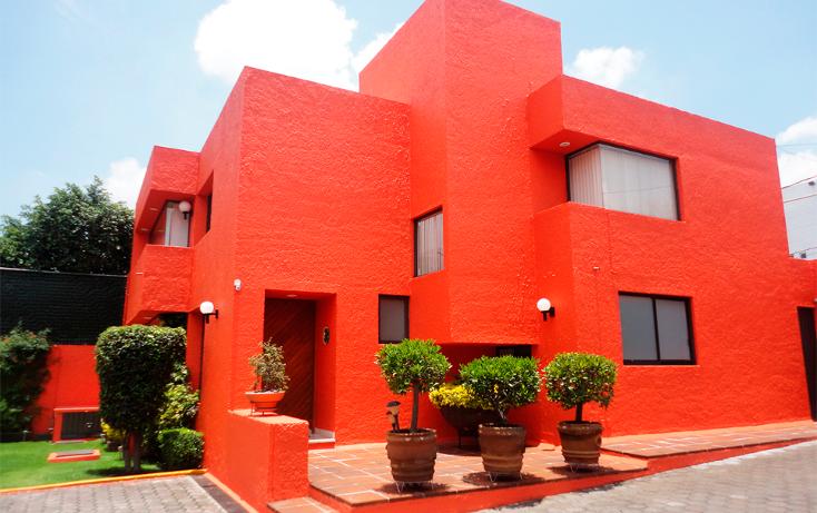 Foto de casa en venta en  , olivar de los padres, álvaro obregón, distrito federal, 1303103 No. 02