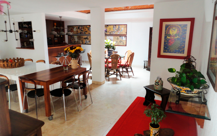 Foto de casa en venta en  , olivar de los padres, álvaro obregón, distrito federal, 1303103 No. 03
