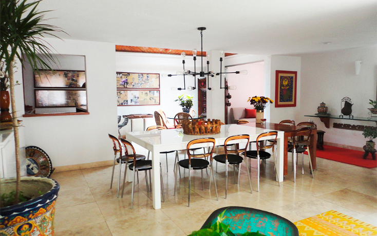 Foto de casa en venta en  , olivar de los padres, álvaro obregón, distrito federal, 1303103 No. 05