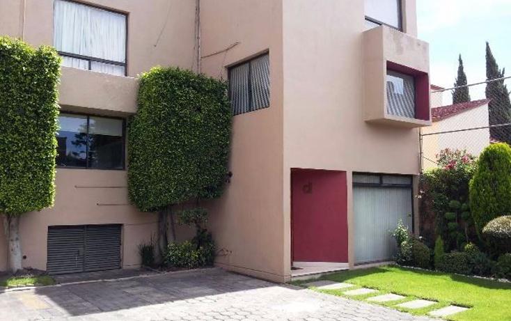Foto de casa en venta en  , olivar de los padres, álvaro obregón, distrito federal, 1376639 No. 01