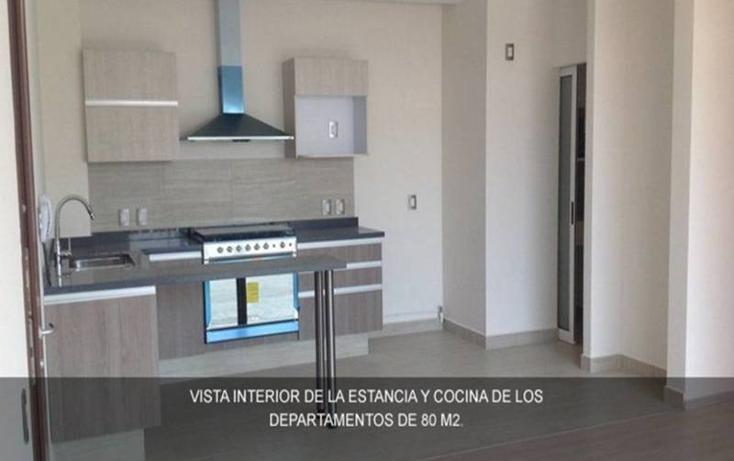 Foto de departamento en venta en  , olivar de los padres, álvaro obregón, distrito federal, 1481633 No. 16