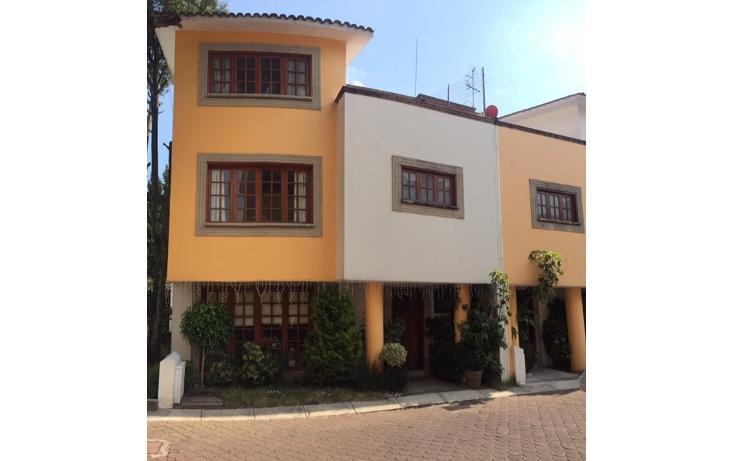 Foto de casa en venta en  , olivar de los padres, álvaro obregón, distrito federal, 1514482 No. 01