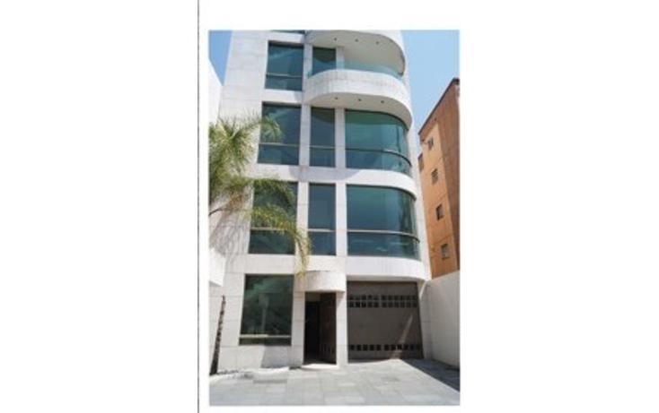 Foto de edificio en venta en  , olivar de los padres, ?lvaro obreg?n, distrito federal, 1626645 No. 01