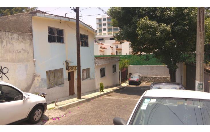 Foto de terreno habitacional en venta en  , olivar de los padres, álvaro obregón, distrito federal, 1955579 No. 01