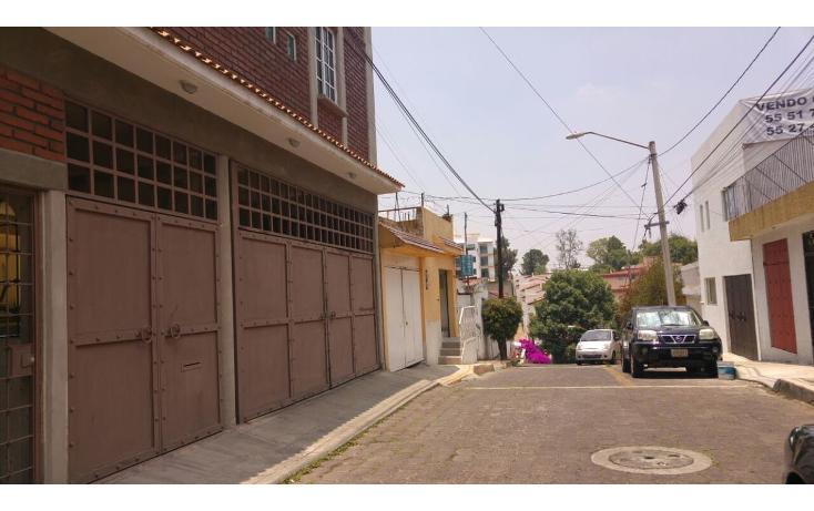 Foto de terreno habitacional en venta en  , olivar de los padres, álvaro obregón, distrito federal, 1955579 No. 02