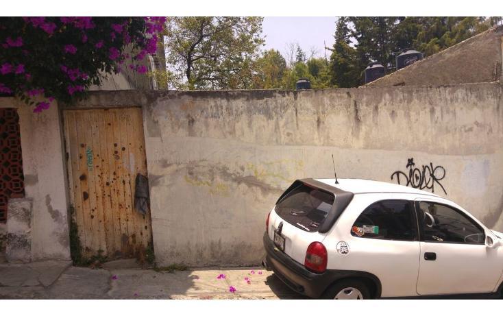 Foto de terreno habitacional en venta en  , olivar de los padres, álvaro obregón, distrito federal, 1955579 No. 03