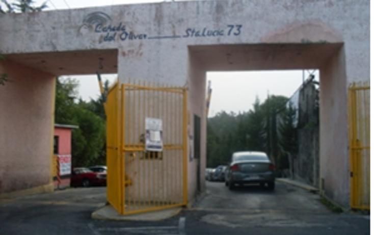 Foto de casa en venta en  , olivar del conde 1a sección, álvaro obregón, distrito federal, 1209029 No. 01