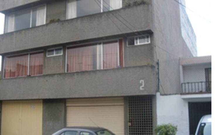 Foto de departamento en venta en  , olivar del conde 1a sección, álvaro obregón, distrito federal, 1209091 No. 02