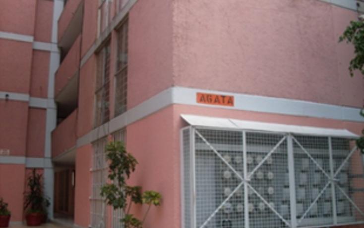 Foto de departamento en venta en  , olivar del conde 2a sección, álvaro obregón, distrito federal, 1105559 No. 01