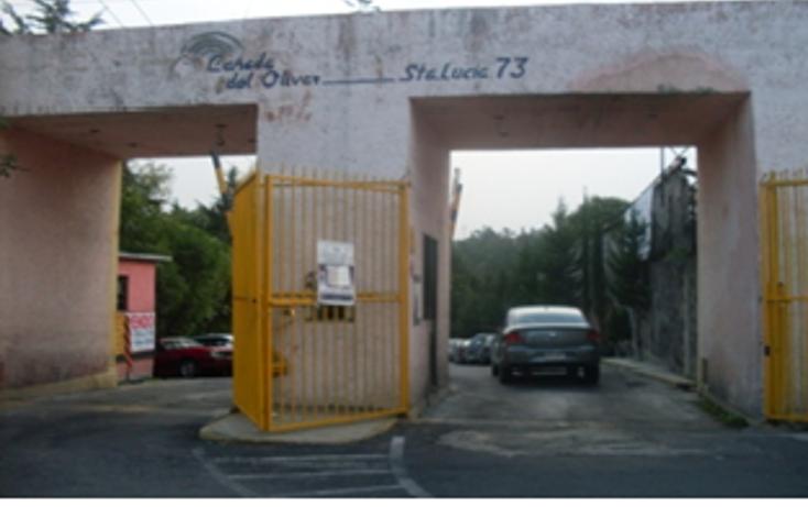 Foto de departamento en venta en  , olivar del conde 2a sección, álvaro obregón, distrito federal, 1105559 No. 02