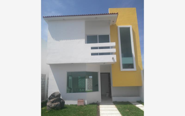 Foto de casa en venta en olivos 0, hermenegildo galeana, cuautla, morelos, 1841662 No. 01