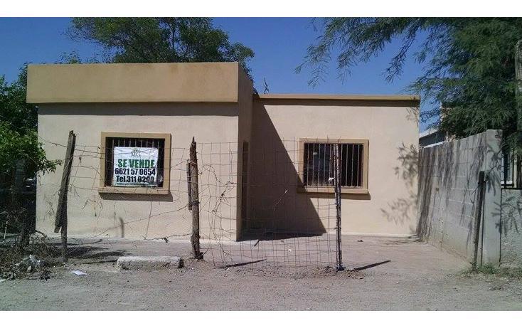 Foto de casa en venta en  , olivos, hermosillo, sonora, 1515704 No. 01