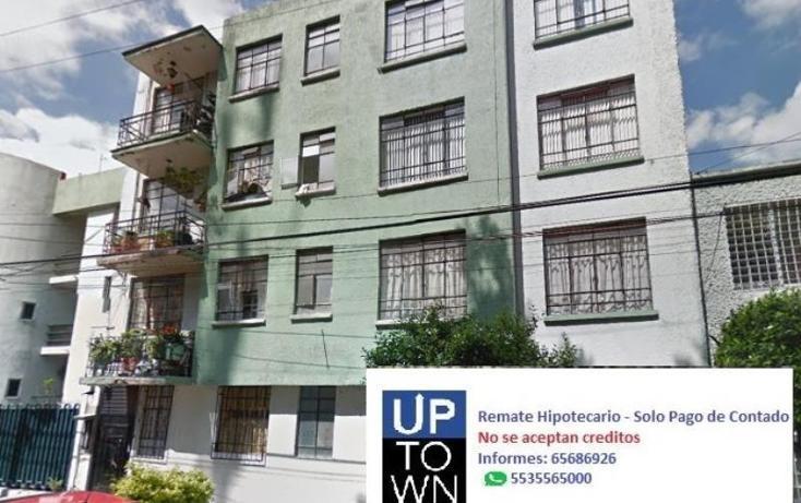 Foto de departamento en venta en oniroco 19, del carmen, benito juárez, distrito federal, 2850939 No. 01