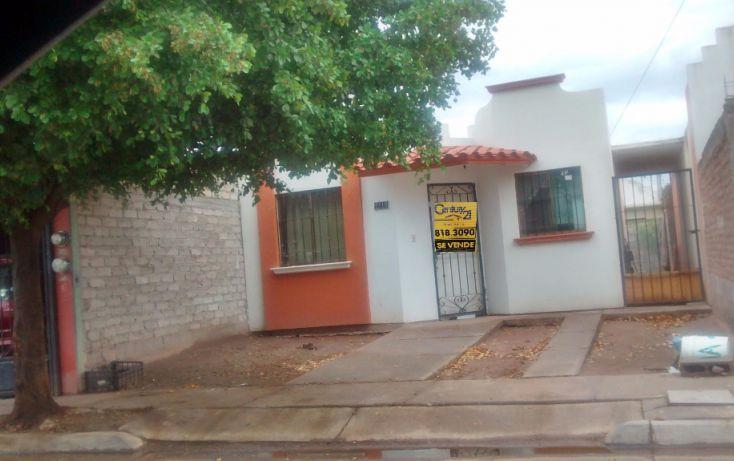 Foto de casa en venta en onix 1210, fuentes del bosque, ahome, sinaloa, 1717010 no 01