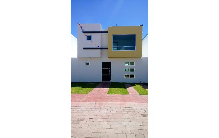 Foto de casa en venta en  , orandino, jacona, michoacán de ocampo, 1773794 No. 01