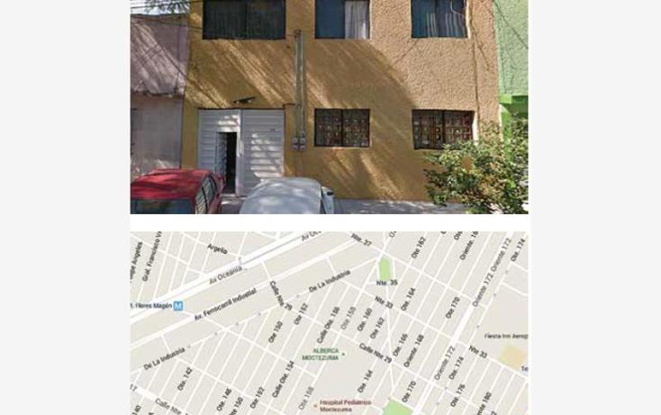 Foto de casa en venta en oriente 152, moctezuma 2a secci?n, venustiano carranza, distrito federal, 1996090 No. 02
