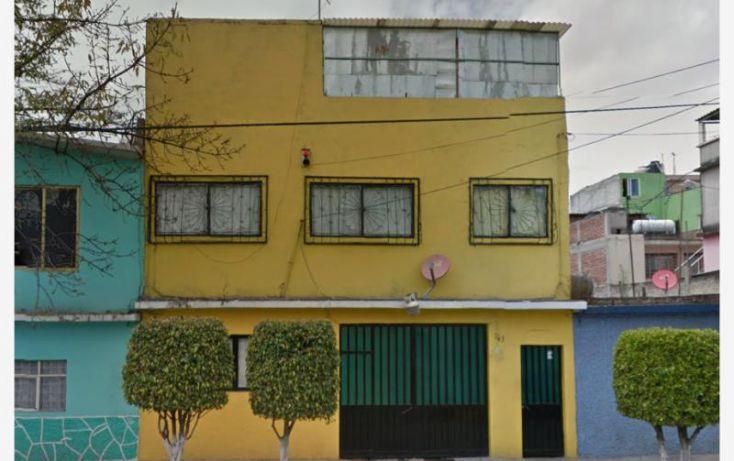 Foto de casa en venta en oriente 249 163, agrícola oriental, iztacalco, df, 2028594 no 01