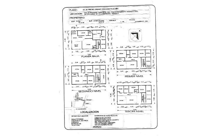 Foto de edificio en venta en  , oropeza, centro, tabasco, 1833952 No. 08