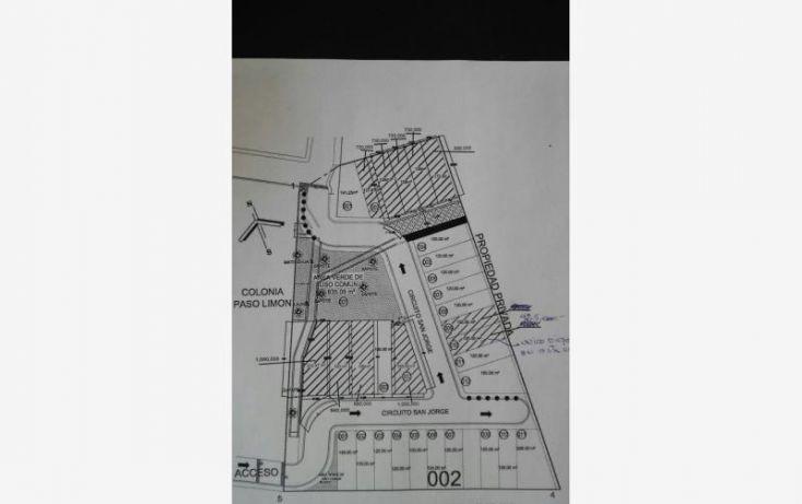 Foto de terreno habitacional en venta en orqudia, buena vista, tuxtla gutiérrez, chiapas, 2043236 no 01