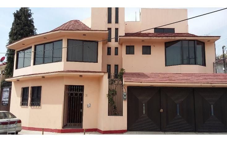 Foto de casa en renta en  , jardines de la hacienda norte, cuautitlán izcalli, méxico, 1708140 No. 01