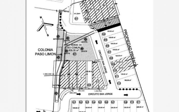 Foto de terreno habitacional en venta en orquidea, buena vista, tuxtla gutiérrez, chiapas, 1923670 no 05