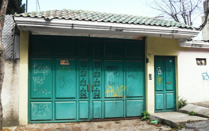 Foto de terreno habitacional en venta en orquidea , mirador i, tlalpan, distrito federal, 1672021 No. 01
