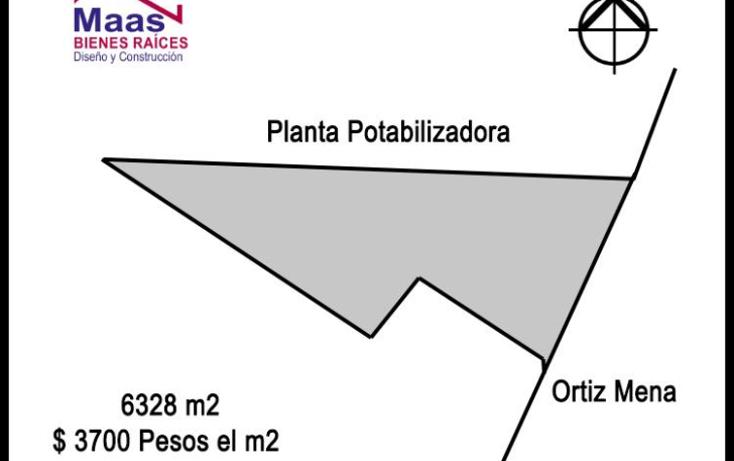 Foto de terreno comercial en venta en  , ortiz, chihuahua, chihuahua, 1717908 No. 03