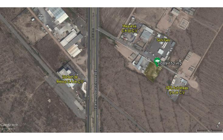 Foto de terreno industrial en venta en  , oscar flores tapia, saltillo, coahuila de zaragoza, 1693964 No. 02