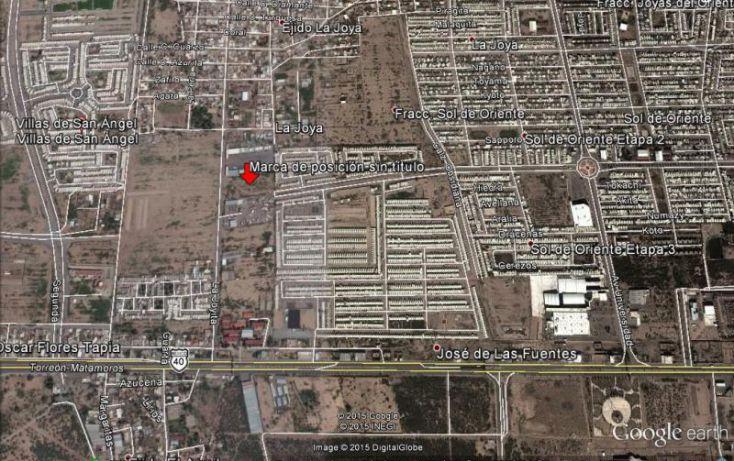 Foto de terreno comercial en venta en, oscar flores tapia, torreón, coahuila de zaragoza, 960339 no 02