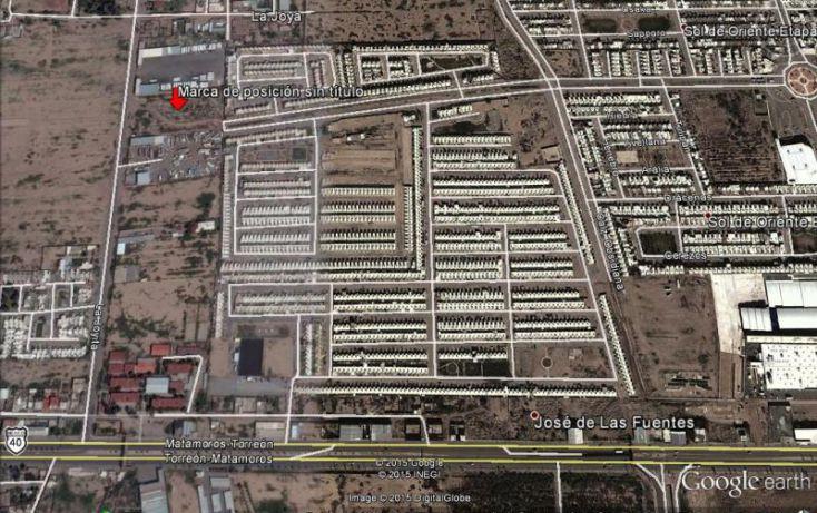 Foto de terreno comercial en venta en, oscar flores tapia, torreón, coahuila de zaragoza, 960339 no 03