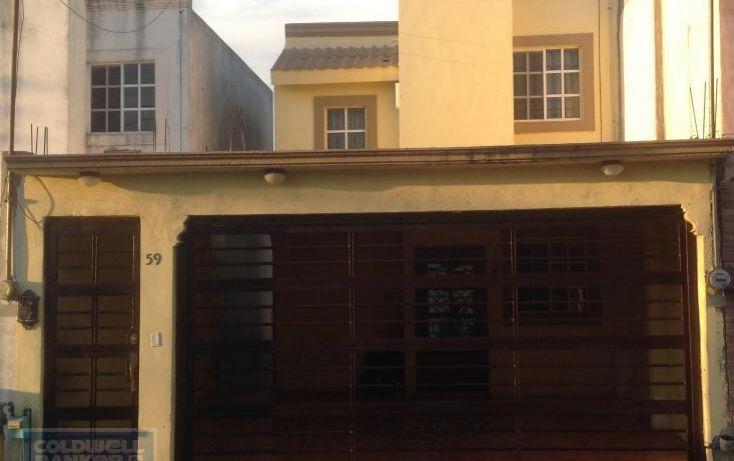 Foto de casa en venta en oscar guerra elizondo 59, los presidentes, matamoros, tamaulipas, 1682833 no 01