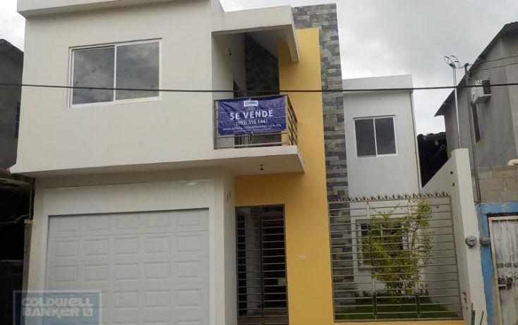 Foto de casa en venta en oscar perez dueñas 211, espinoza galindo, centro, tabasco, 1723730 no 02