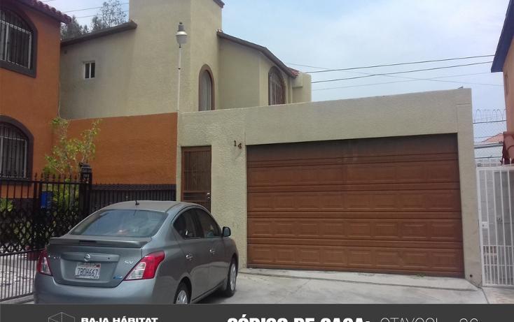 Foto de casa en venta en  , otay colonial, tijuana, baja california, 2014988 No. 01