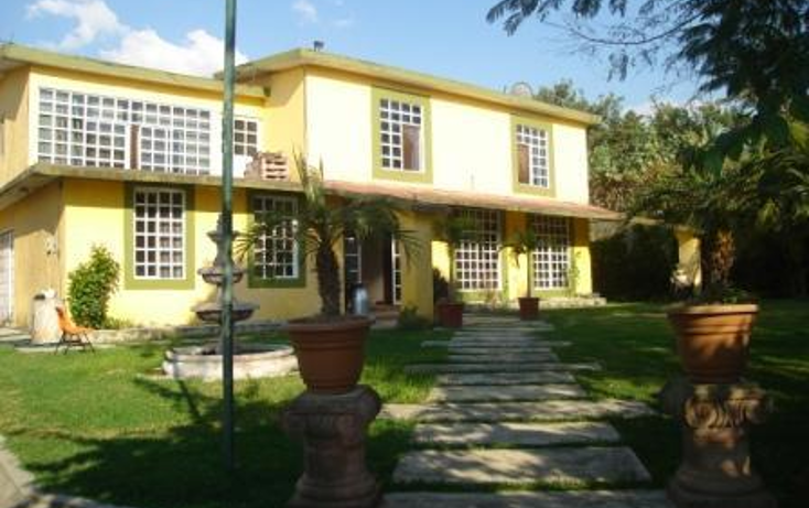 Foto de casa en venta en  , otilio monta?o, cuautla, morelos, 1079159 No. 01