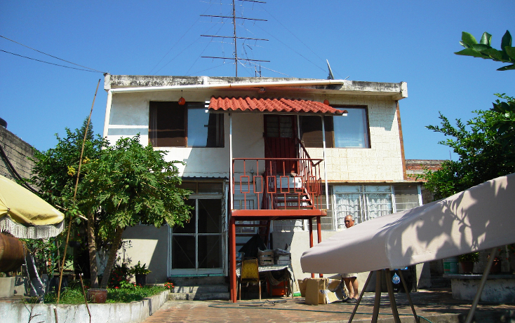 Foto de casa en venta en  , otilio monta?o, cuautla, morelos, 1091921 No. 01