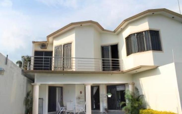 Foto de casa en venta en  , otilio montaño, cuautla, morelos, 1540784 No. 01