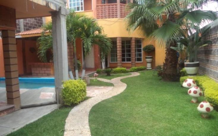 Foto de casa en venta en  , otilio montaño, cuautla, morelos, 1565538 No. 01